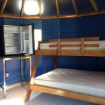 Welcome to your yurt accomodation...
